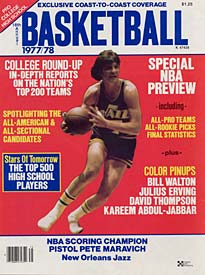 18th Annual Basketball 1977-1978