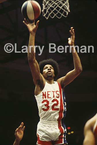 Julius Erving Dr J Photograph by Larry Berman