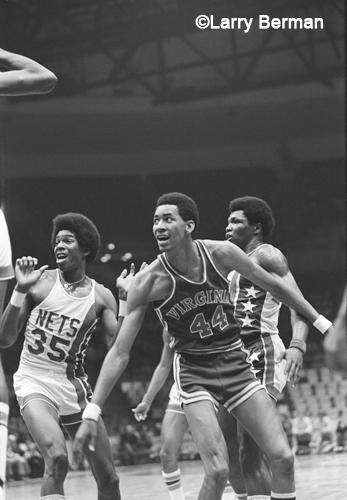 George Gervin photo by Larry Berman
