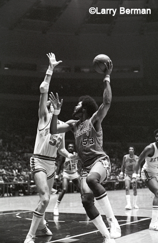 Artis Gilmore photograph by Larry Berman