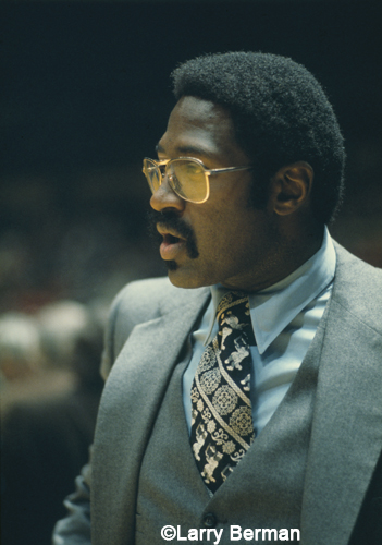 Willis Reed photo by Larry Berman