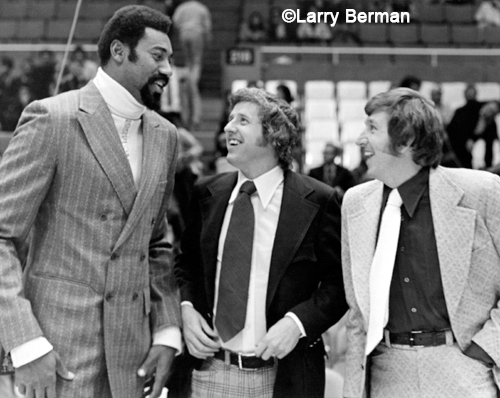 Wilt Chamberland picture by Larry Berman